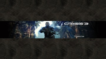 Crysis 3 Channel Art