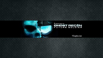 Ghost Recon Channel Art Banner