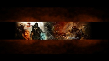 Guild Wars 2 Channel Art Banner