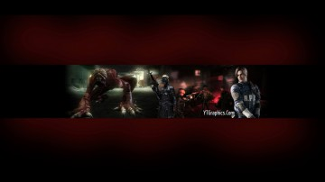 Resident Evil Channel Art