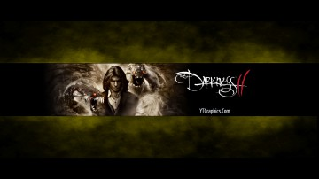 The Darkness 2 Channel Art