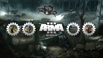 arma3 youtube channel art banner