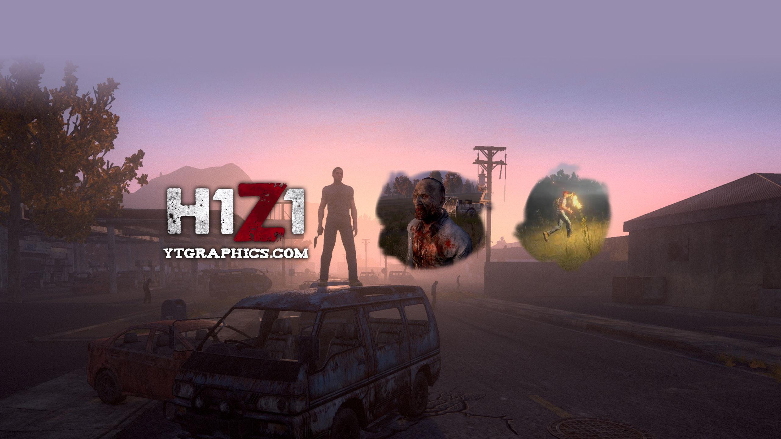 h1z1 wallpaper art