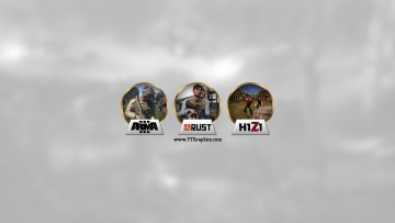 mix h1z1 arma3 rust youtube channel art banner