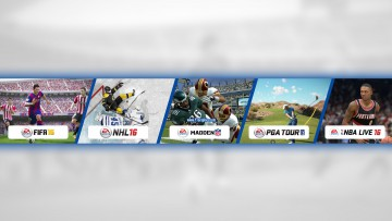 fifa nhl madden pga nba sports game youtube channel art banner