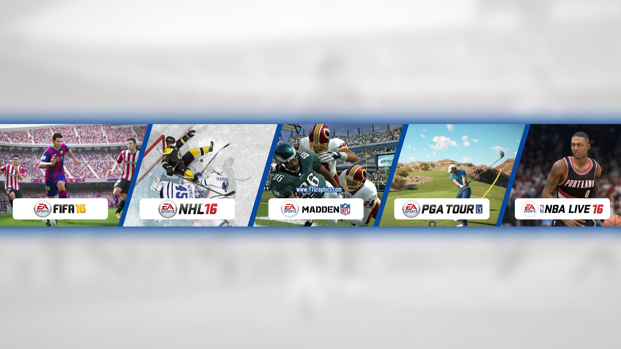 Mix: Sports Games: FIFA, NHL, Madden, PGA, NBA YouTube