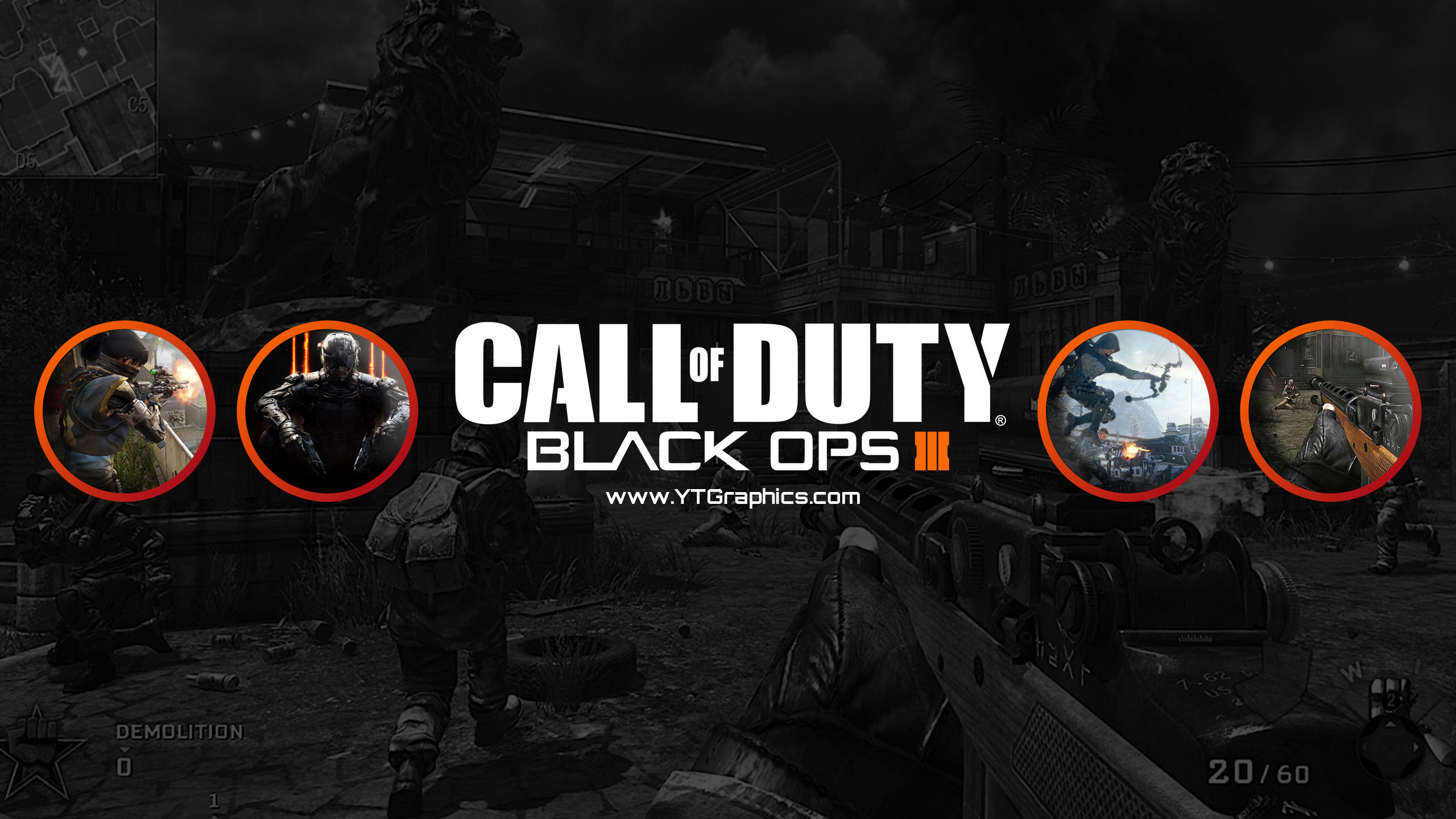 2560x1440 Youtube Channel Art Call Of Duty