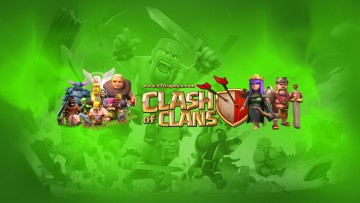 Clash of Cans YouTube Channel Art Banner - Free Download