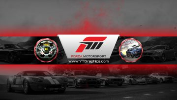 forza youtube channel art banner