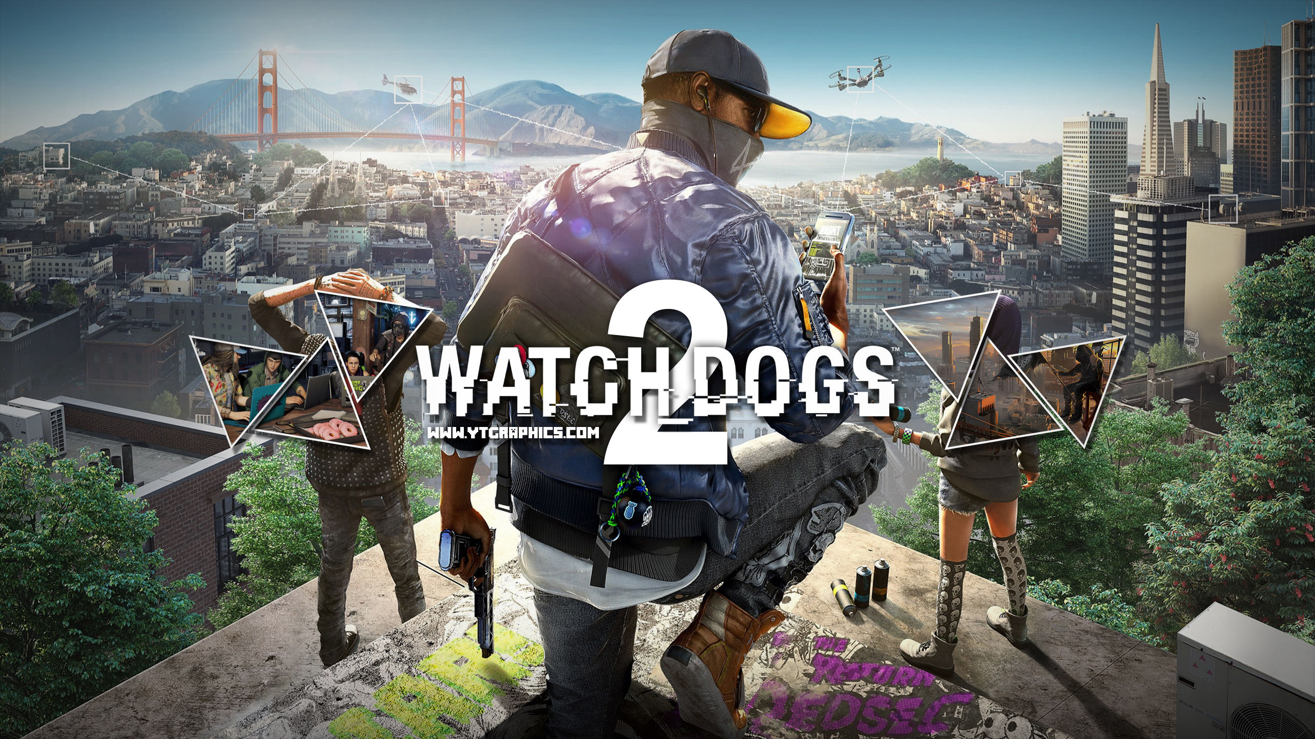 What Is Different From Watch Dogs  And