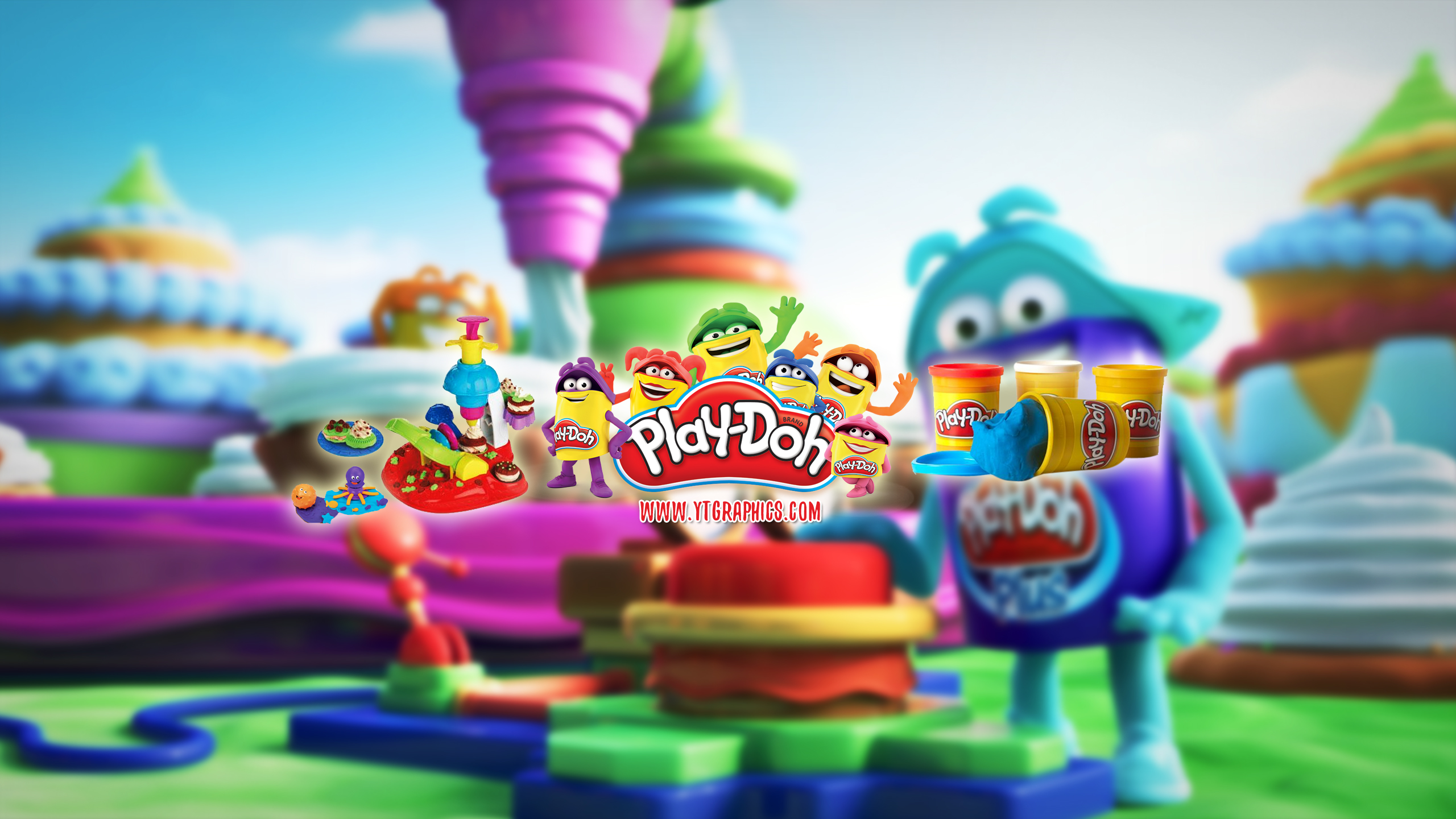Kids Archives Channel Art Banners