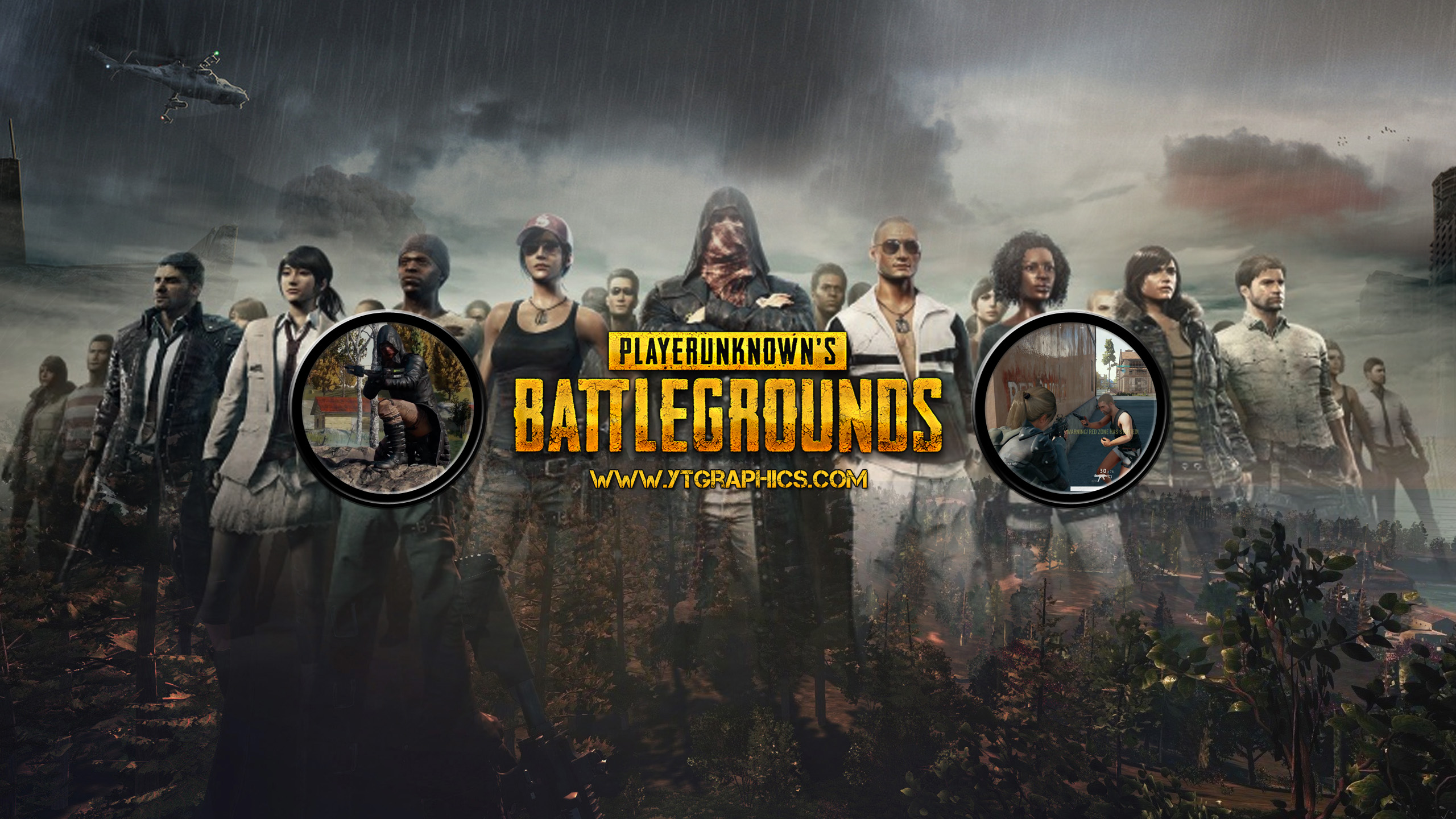 Pubg Wallpaper For Youtube Channel Art: Playerunknown S Battlegrounds Download